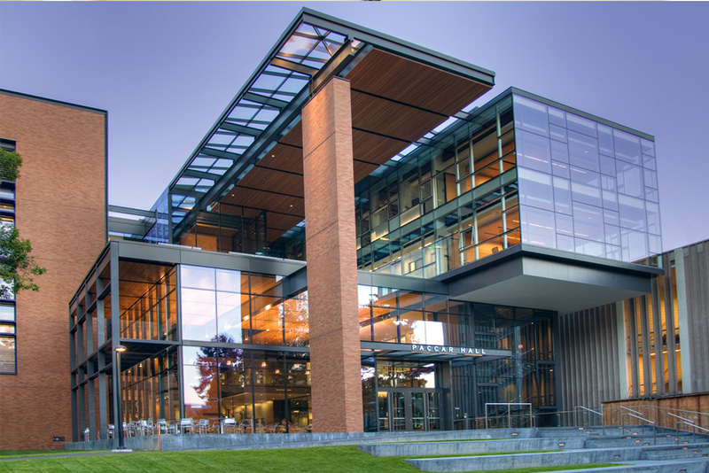 University of Washington Foster School of Business building